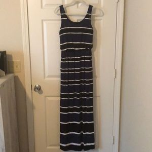 White House /Black Market Maxi Dress